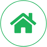 in-home plumbing icon