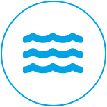 water line icon